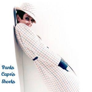 Pants - Pants, Capri's @ Shorts